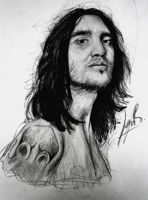 John Frusciante by IgnacioR